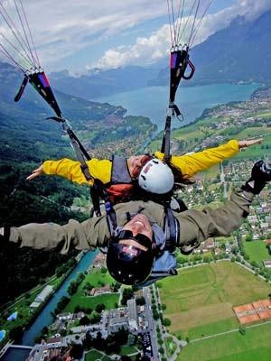 Aktivurlaub Schweiz Interlaken, Interlaken Hostels & Adventure