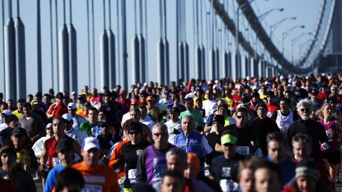 New York Marathon Absage Sandy Hurrikan