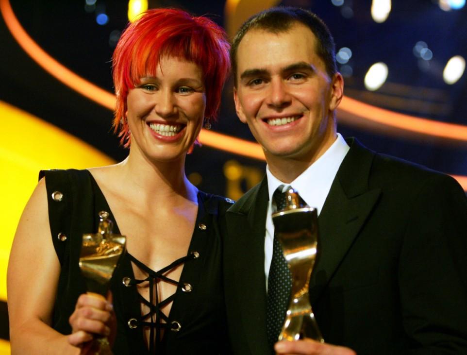 Sportler des Jahres 2006 Greis und Wilhelm