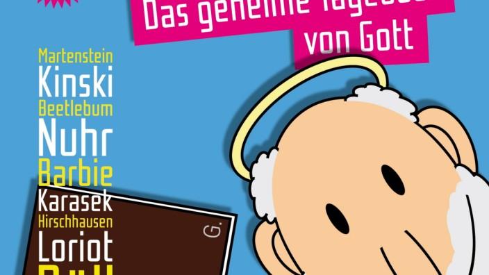 """Das Cover der Jubiläumsausgabe des Satiremagazins """"Pardon""""."""