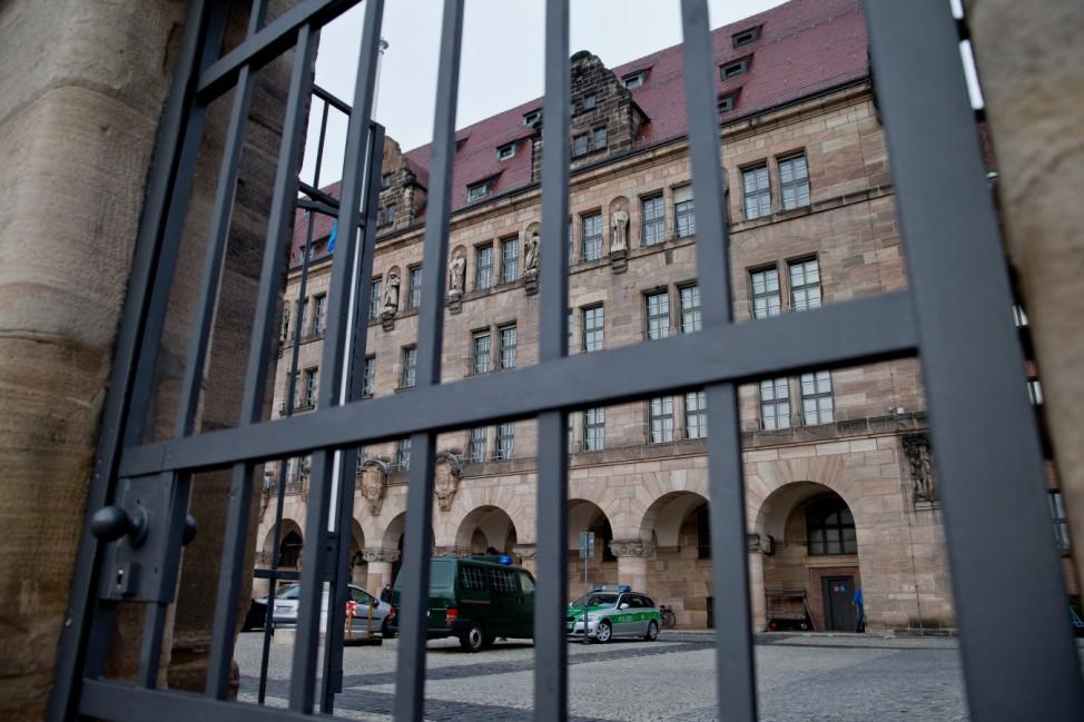Bombenalarm im Landgericht Nürnberg-Fürth