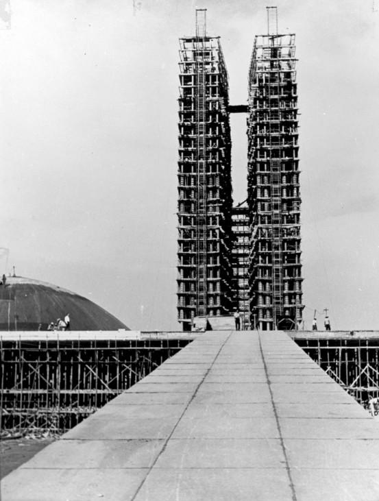 Oscar Niemeyer, Architekt, Architektur,