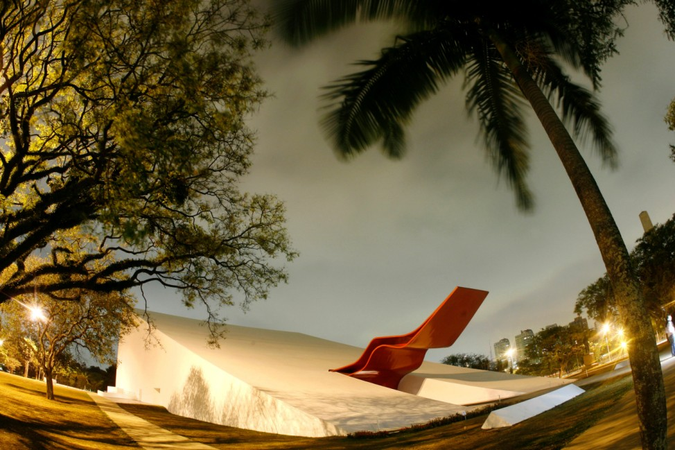 Oscar Niemeyer, Architekt, Architektur, Brasilien, Sao Paulo