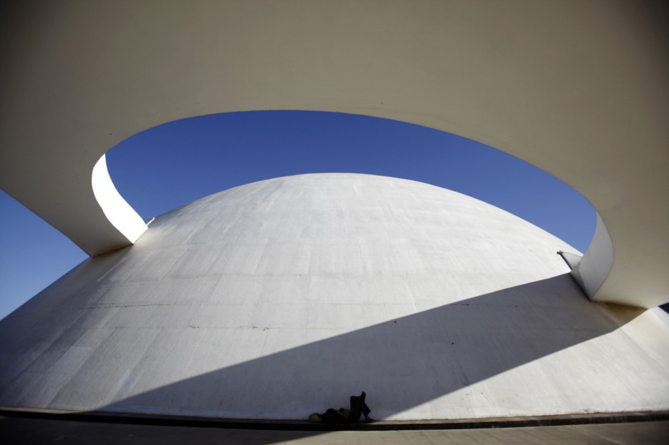 Oscar Niemeyer, Architekt, Architektur, Brasilia, Brasilien