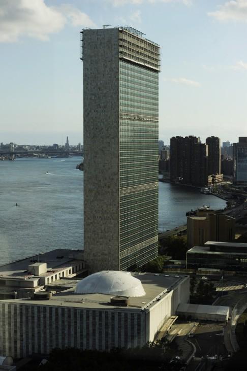 Oscar Niemeyer, Architekt, Architektur, Brasilien, Vereinte Nationen, New York
