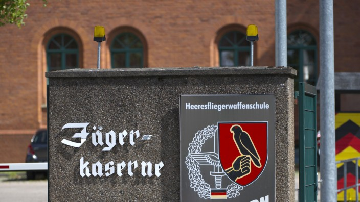 Jägerkaserne, Kaserne, Bückeburg