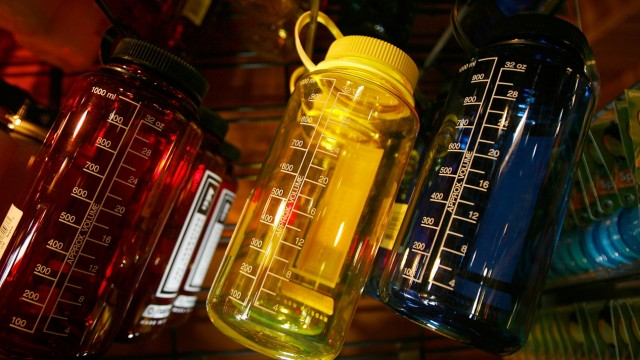 Recent Studies State Chemical In Plastic Liquid Containers Contain Tox