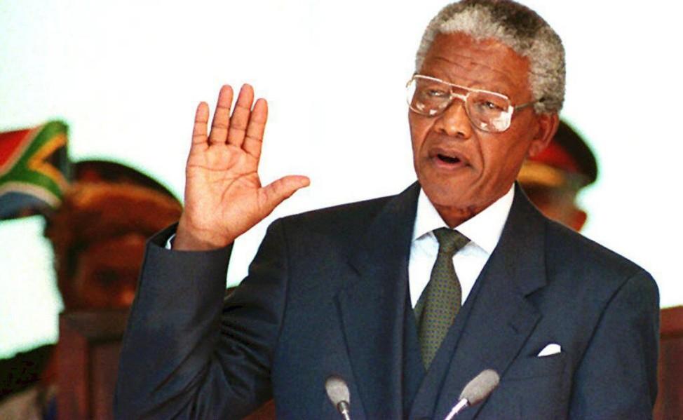 SOUTH AFRICA-MANDELA INAUGURATION