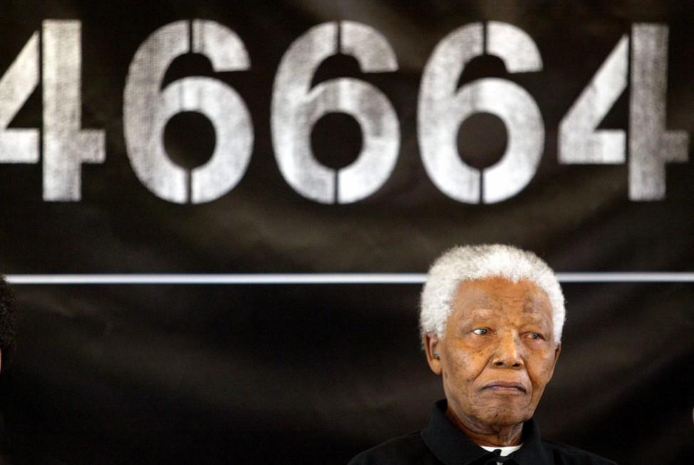 Nelson Mandela feiert 91. Geburtstag