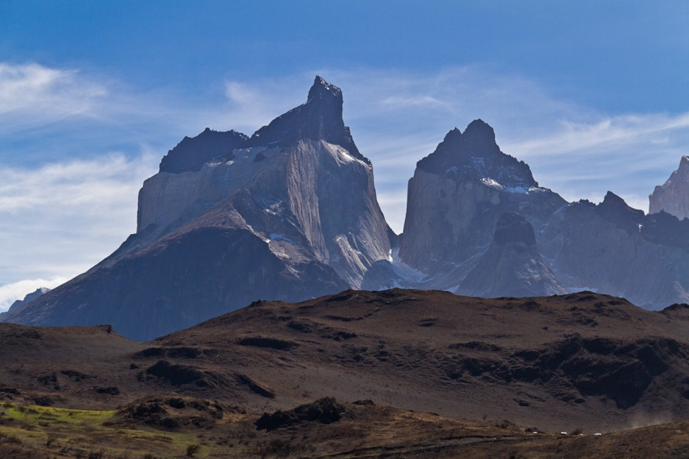Torres del Paine Nationalpark Chile Wandern Wanderung Trekking