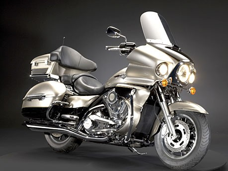 Kawasaki VN 1700 Voyager