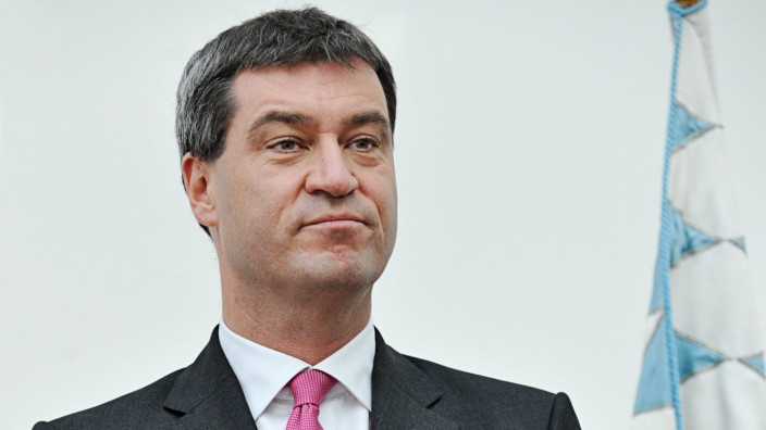 Markus Söder.