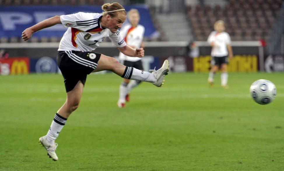Frauenfußball-EM - Deutschland - Norwegen