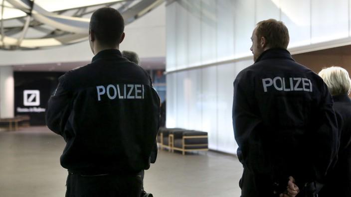 Tax Investigators Raid Deutsche Bank Headquarters