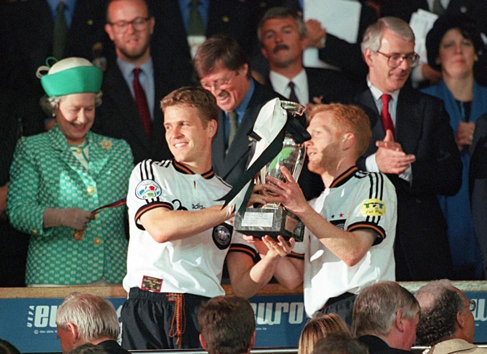 EURO 2008 - EM-Helden von 1996 planen den nächsten Coup