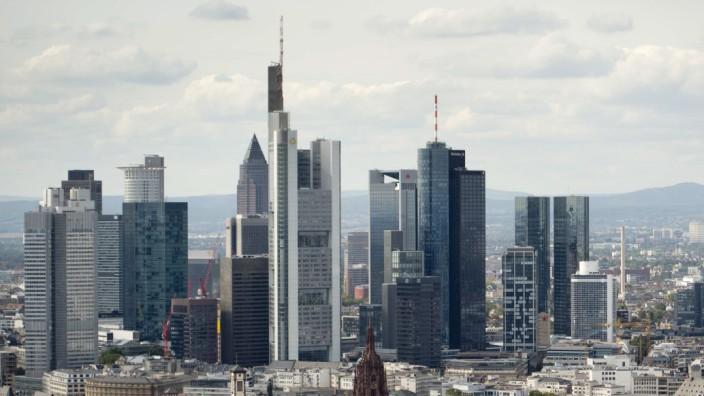 Frankfurt am Main Deutschland Städtereise