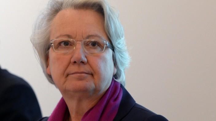 Annette Schavan Plagiat