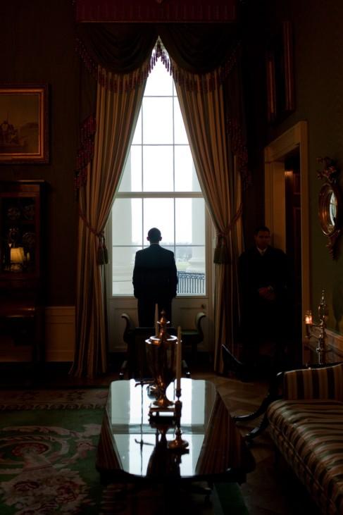 Weißes Haus veröffentlicht Obama-Fotos