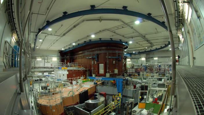 Forschungsreaktor Garching, 2007