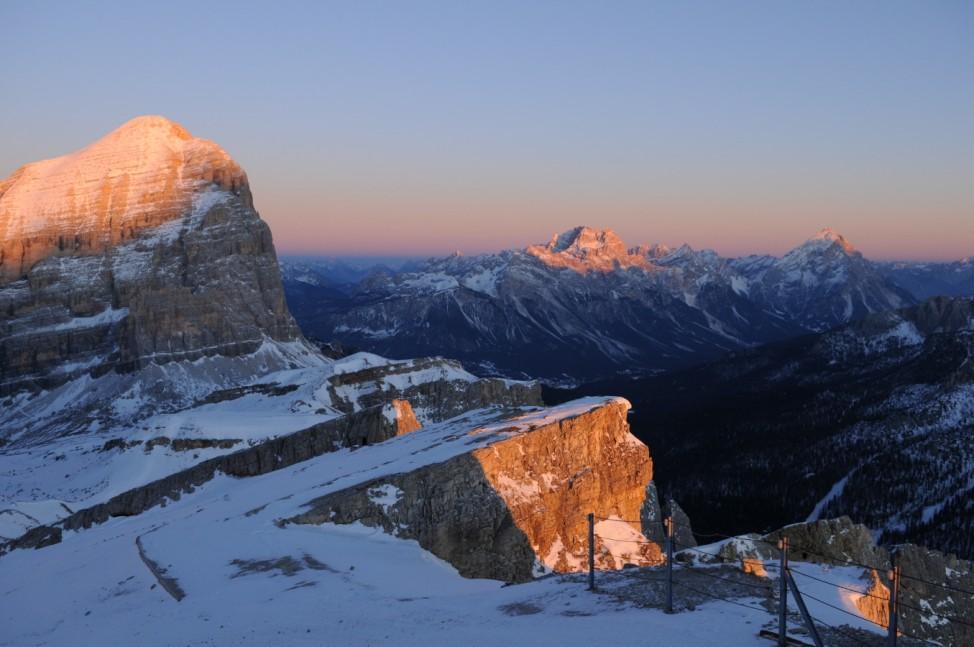 Dolomiten Italien Skisafari Skifahren Dolomiti Superski