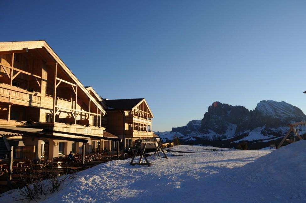 Dolomiten Italien Skisafari Skifahren Dolomiti Superski Dolomiten Italien Seiser Alm