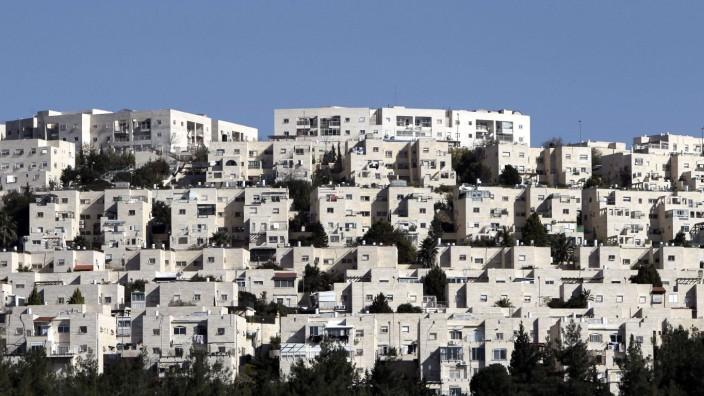 jüdische Siedlung Ramat Shlomo, Ost-Jerusalem