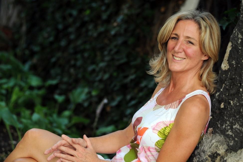 Sabine Nallinger wird OB-Kandidatin der Münchner Grünen, 2012