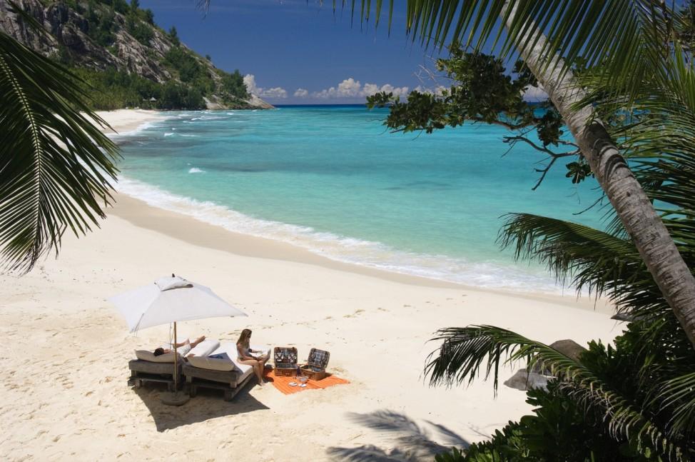 Grüner Tourismus auf den Seychellen