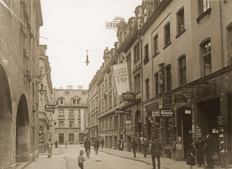Ludwigsvorstadt - Zeitreise ins alte München - Richard Bauer (Buch)