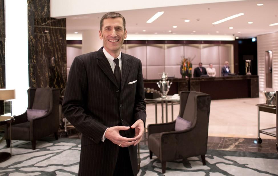 Das Waldorf Astoria empfängt erste Gäste