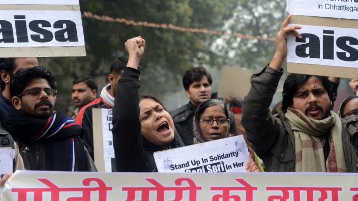 Indien Vergewaltigung Neu-Delhi