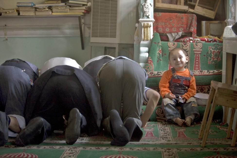 Gespannte Ruhe in Uiguren-Provinz