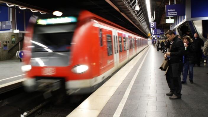 S-Bahn München Zweite Stammstrecke