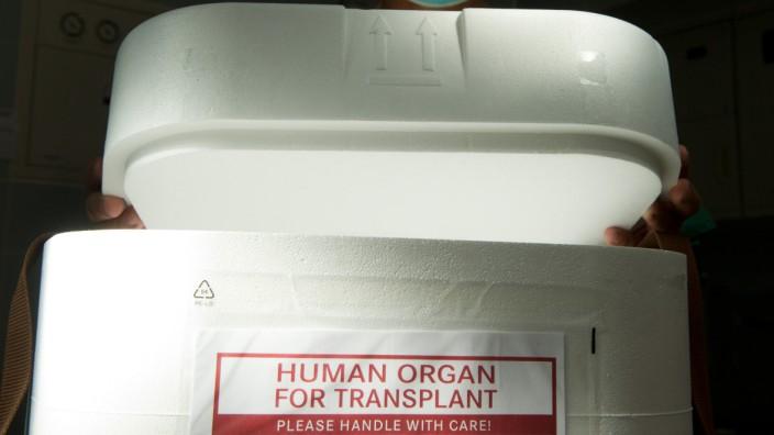 Organspende