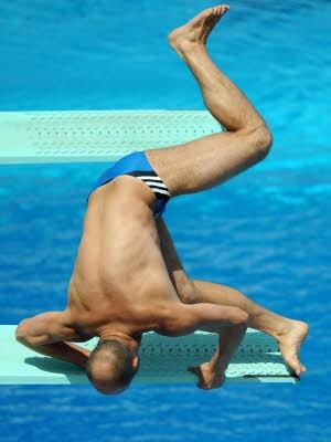 Schwimm-WM 2009 Rom