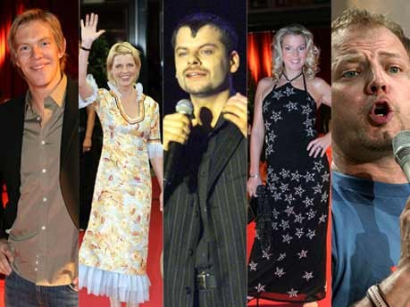 Simon Gosejohann, Cordula Stratmann, Ingo Appelt, Mirja Boes, Mario Barth, Getty Images, AP, dpa