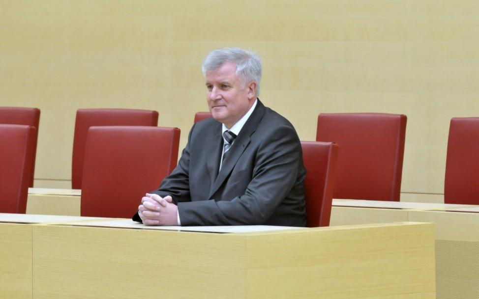 Horst Seehofer zum Bayerischen Ministerpräsidenten gewählt, 2008