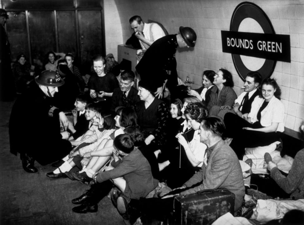 U-Bahn London Underground 150 Jahre Subway