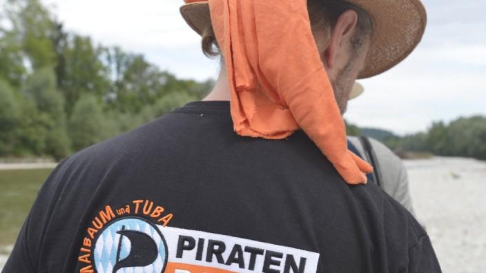 Piratenpartei in München, 2012