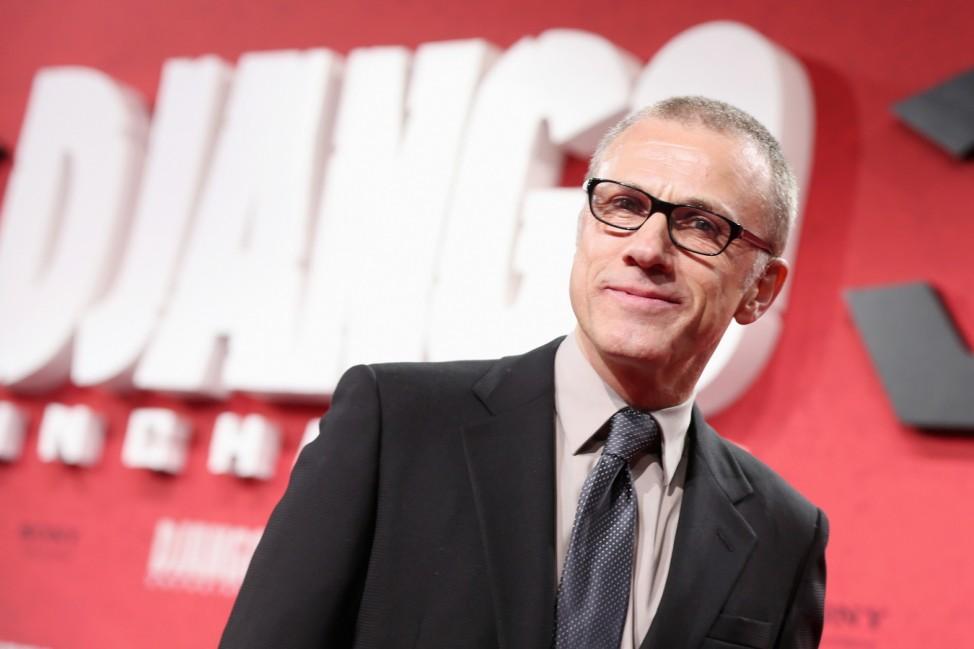 'Django Unchained' Berlin Premiere