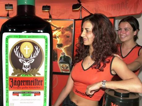 Jägermeister, dpa