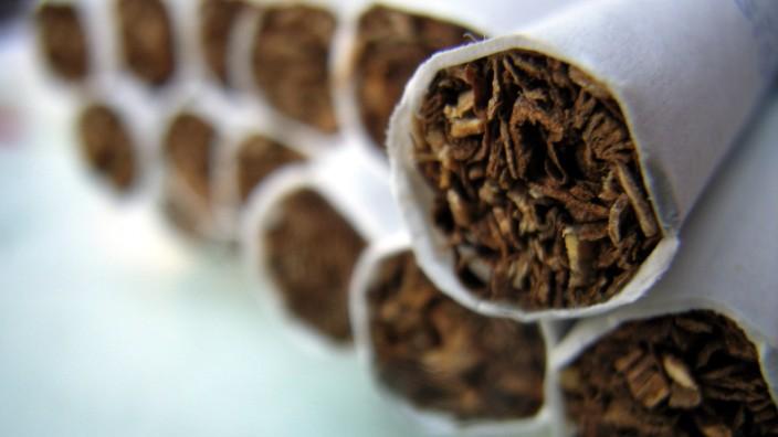 Weltweit sechs Millionen Tote durch Tabakkonsum