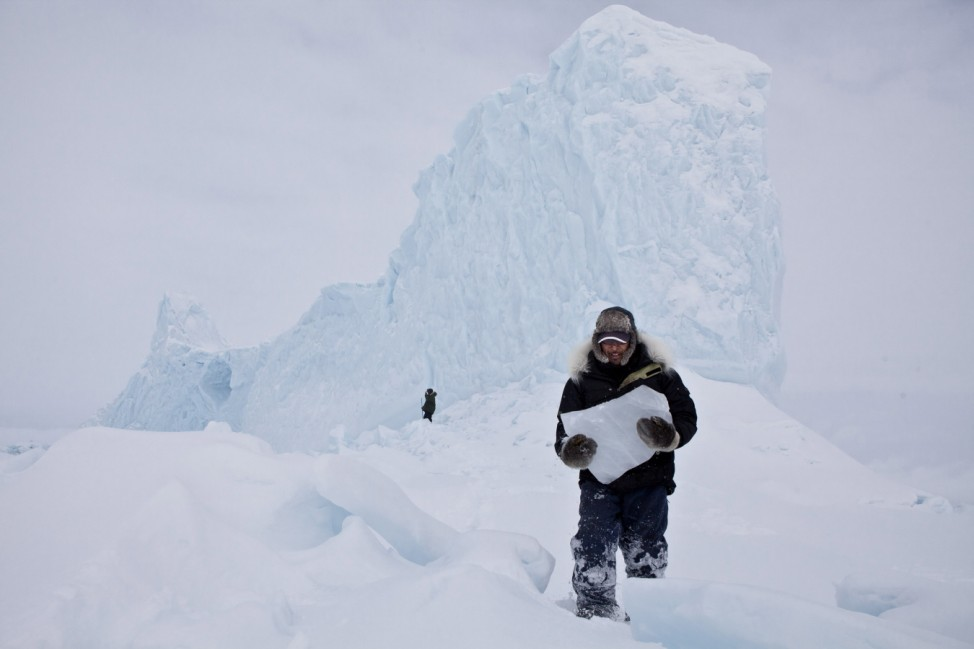 National Geographic Photo Contest 2012 - Iceberg Hunters