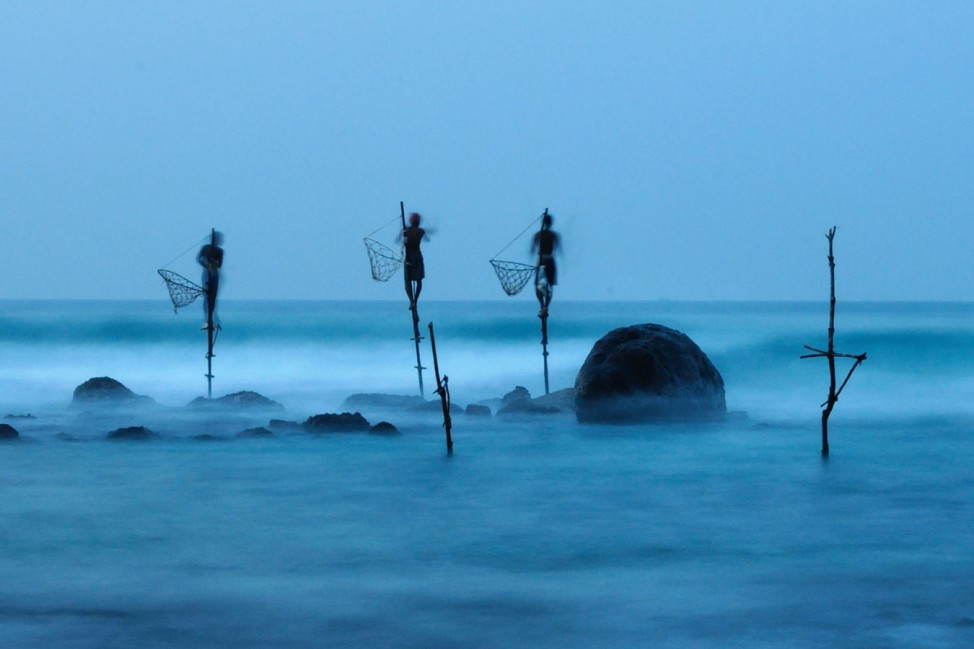 National Geographic Photo Contest 2012 - Stilt Fishing