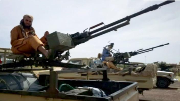 Bürgerkrieg in Mali