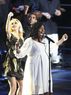 Jennifer Hudson, Sängerin, Dreamgirls, dpa