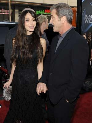 Mel Gibson, Schauspieler, Oksana Grigorieva, Sängerin, AP
