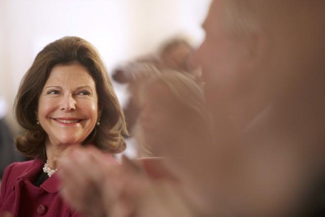 Königin Silvia von Schweden eröffnet Demenzstation der Malteser