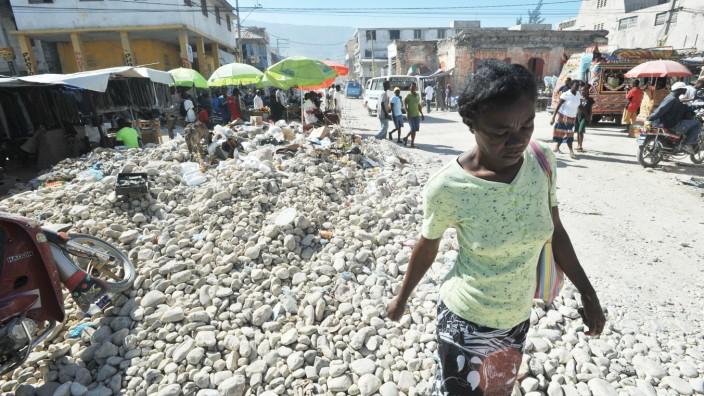 Erdbeben Haiti