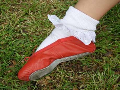 Ballerinas, iStockphotos